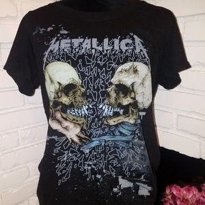 Women's METALLICA tshirt